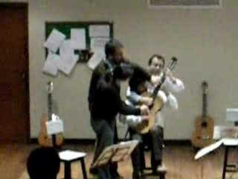 Aranjuez Guitar Quartet encore. Must see!