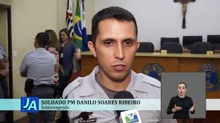 Jornal Acontece - Sessão Solene Policial Rodoviário