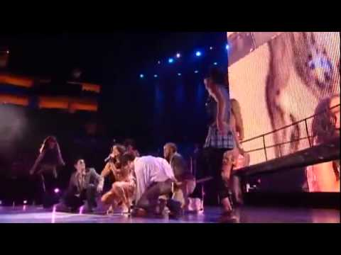 Vanessa Hudgens Come Back To Me HSM Concert (Live in Houston,Texas)