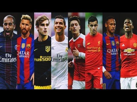 Download Mix Football 2017 ● Neymar ● Ronaldo ● Messi ● Pogba ● Griezmann & More   HD