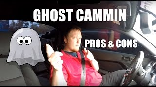 Ghost Camming an Automatic & Compared to a Manual - S197 3.7 & 5.0 Mustangs