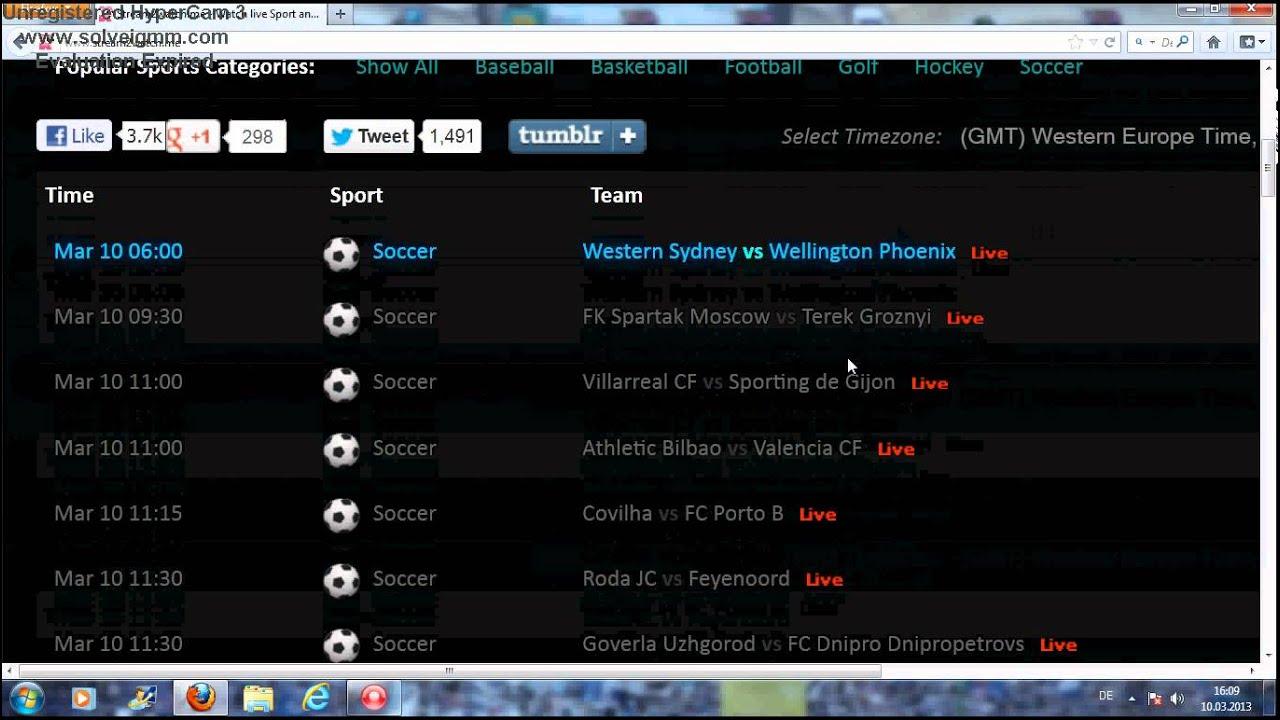 Kostenlos Champions League Online Gucken