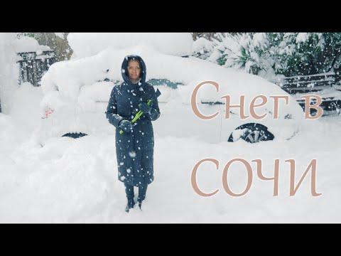 Снег В Сочи. Семейный видеоальбом
