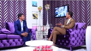 Jossy In Z House Show : Interview With EAF President Haile Gebresilassie