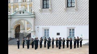 Развод конных и пеших караулов Президентского полка 2017