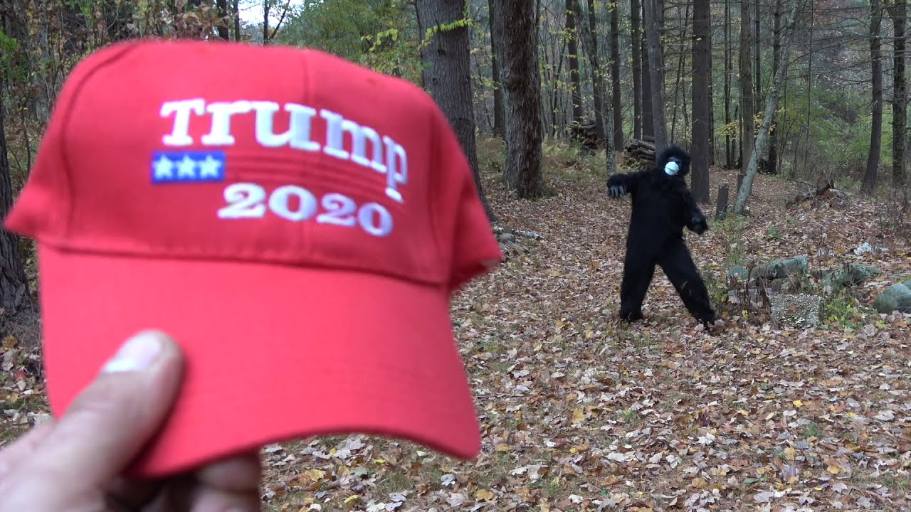 TRUMP SUPPORTER'S SHOCKING BIGFOOT SIGHTING