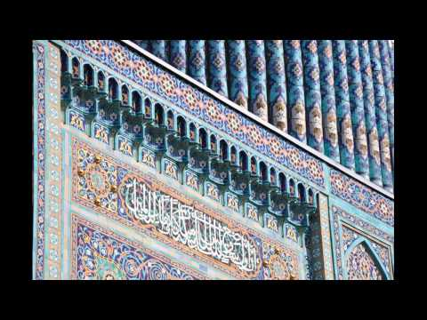 Grand Mosques and Some Great Islamic Art.