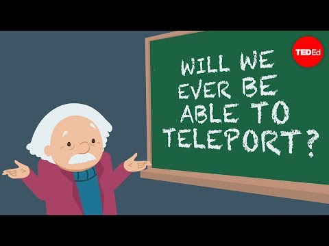 Video image: Will we ever be able to teleport? - Sajan Saini
