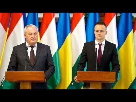 Nőtt a magyar-ukrán külkereskedelmi forgalom