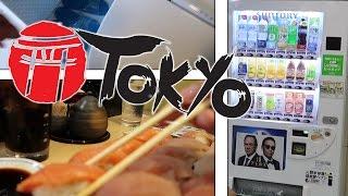 Non ce la faccio, troppi ricordi! Sto sushi è proprio buono! MATES, Favij e Sabri in Giappone