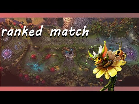 Lagi Serius!!! Try Hard Vainglory Ranked Match (Worthy Foe Gold Road To Got Swagger)