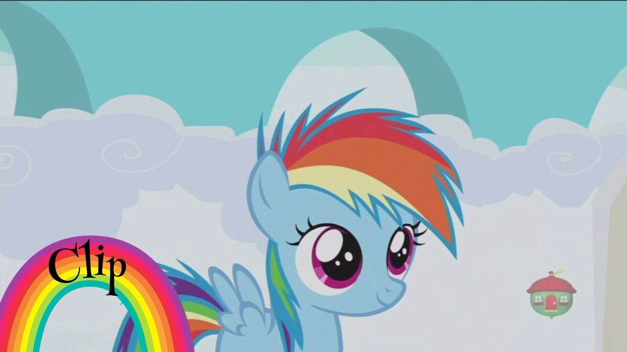 Filly Spitfire,Soarin,Derpy,Lightning Dust .....Filly ...  Filly Rainbow Dash And Derpy