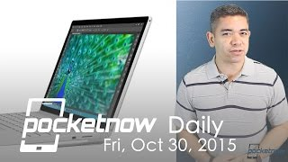 Microsoft Surface Book issues, Apple Watch supremacy & more - Pocketnow Daily