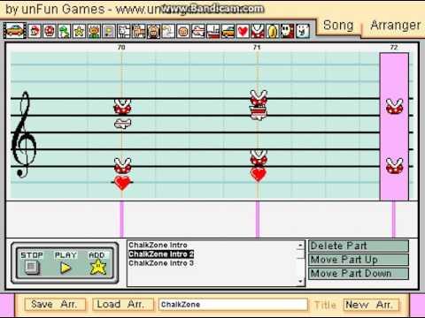 ChalkZone Theme - Mario Paint Composer