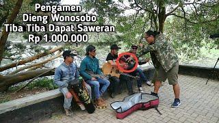 Video Gugup Dan Shock Disawer Rp 1.000.000 Jt Pengamen Dieng Wonosobo - Part #1 Dari ( Team Sawer Rp1 Jt ) download MP3, 3GP, MP4, WEBM, AVI, FLV Juni 2018