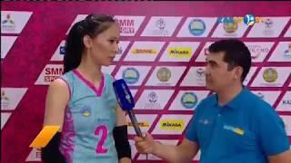 «Алтай» стартовал с победы на ЧА по волейболу среди женских клубных команд