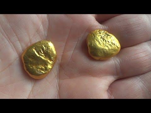 Помогу каждому найти золото! Много