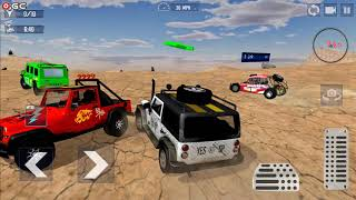 4x4 Offroad Champions - Extreme SUV  Race Driver - Android Gameplay FHD #5