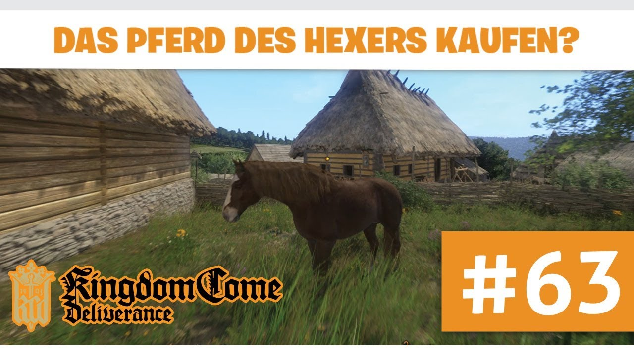 Kingdom Come Bestes Pferd