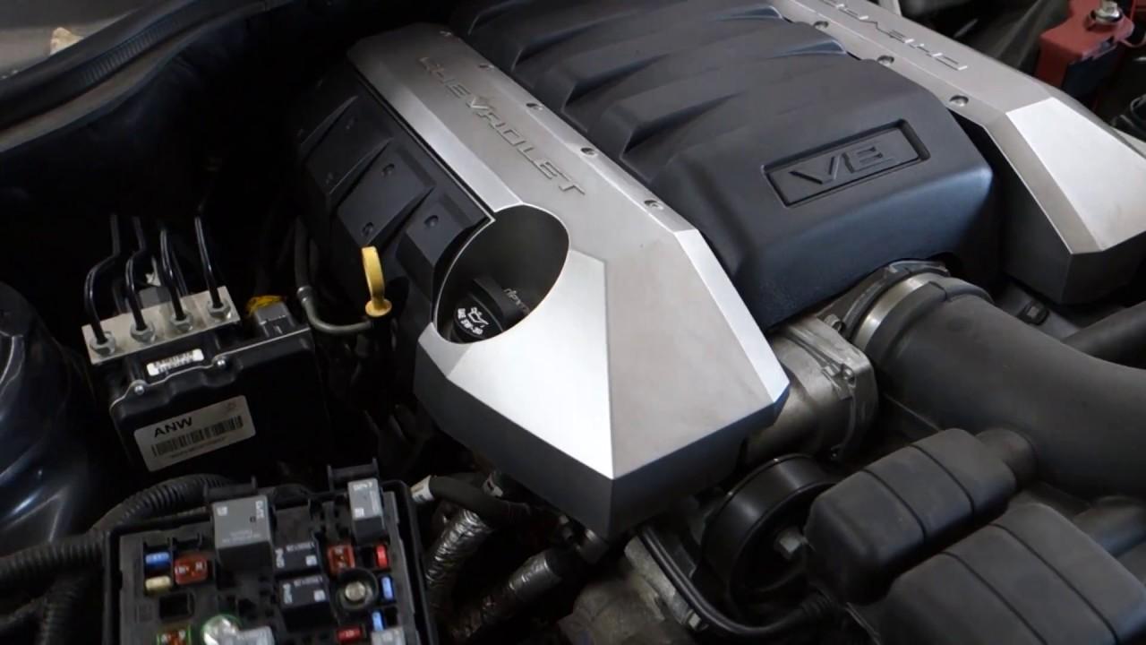 2012 CAMARO SS 6 2 L99 ENGINE & 6L80 AUTO TRANSMISSION SWAP FOR SALE 40K MI