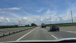 На автомобиле от Урала до Сочи. Как мы ехали на море?