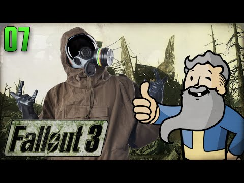 "Fallout 3 Gameplay Walkthrough Part 7 - ""CONVERSATIONAL JUMPSCARES!!!"" 1080p HD"