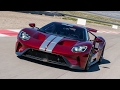 I drove the 2017 Ford GT