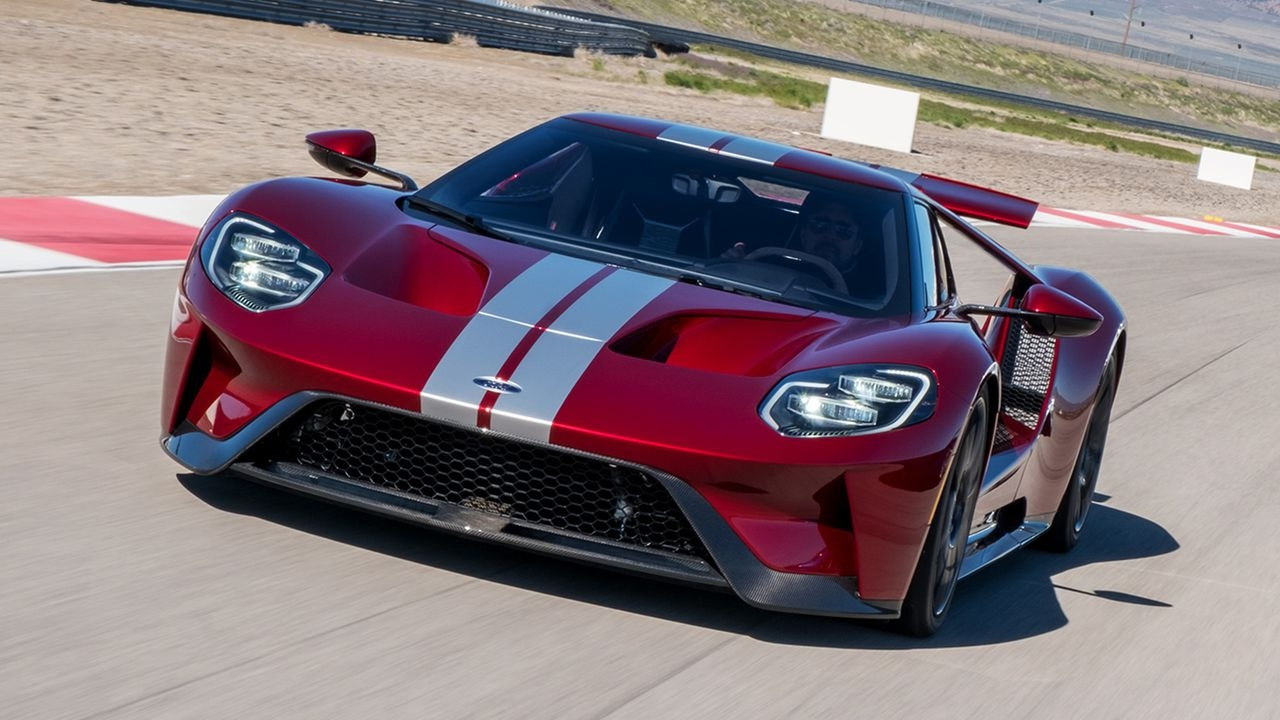 Flipping Fast Ford Gt Pic Youtube