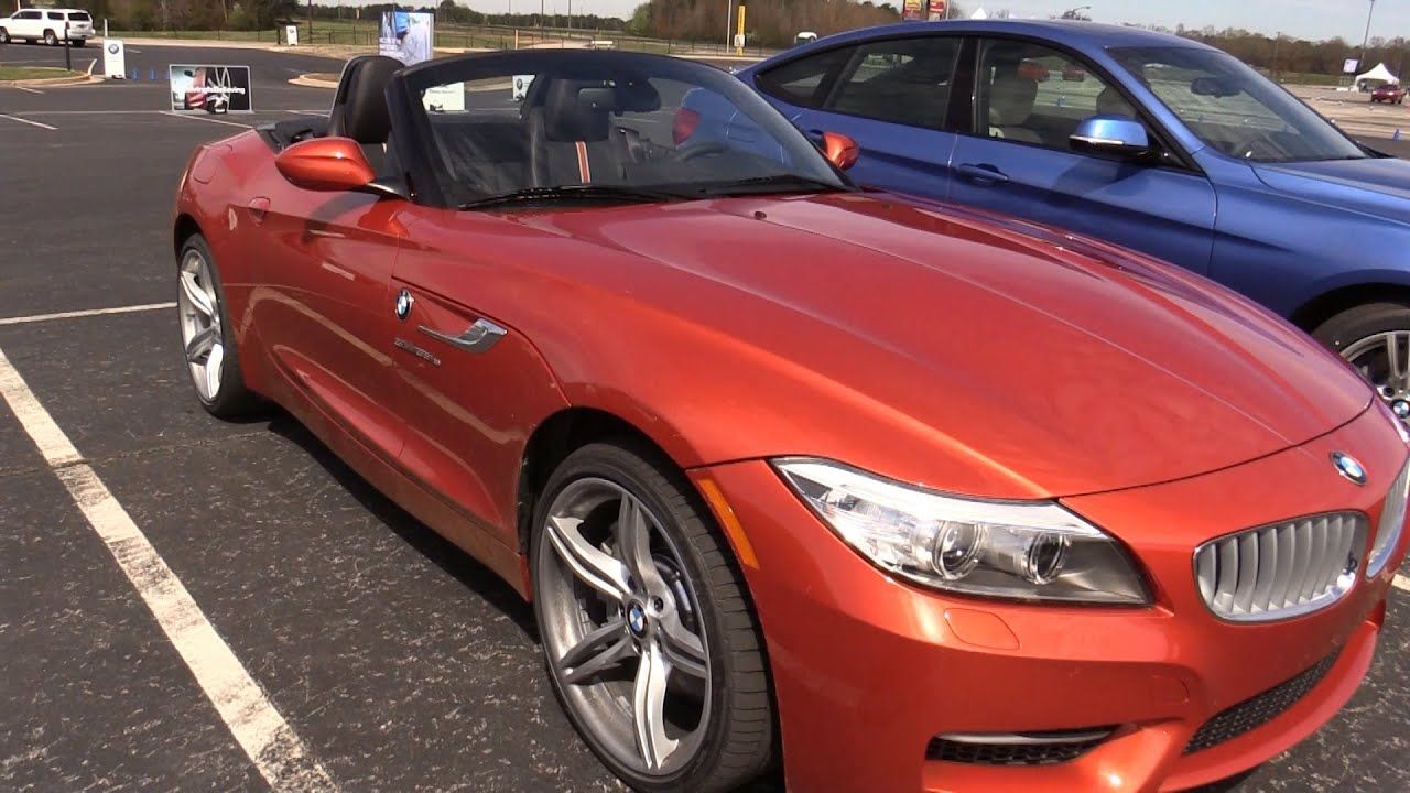 2015 Bmw Z4 S Drive35is Start Up Exhuast Rev Amp 0 60 Mph Youtube