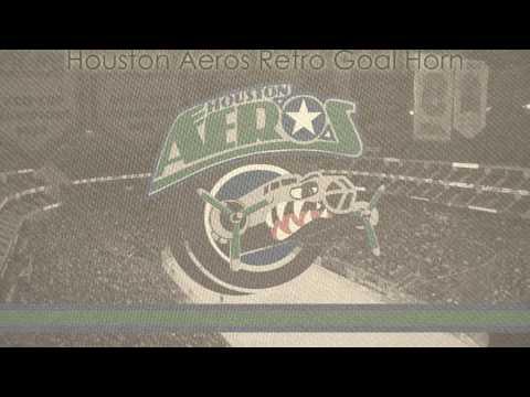 Houston Aeros Retro Goal Horn