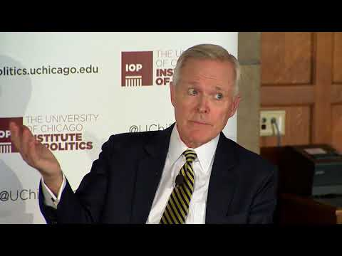 Former Secretary of the U.S. Navy Ray Mabus on Diversity in the Military