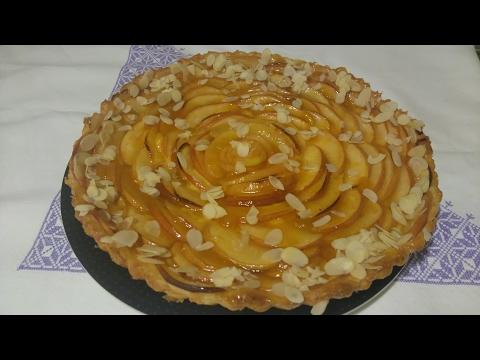 el-arte-de-la-cocina-árabe-tarta-de-manzana-con-hojaldre