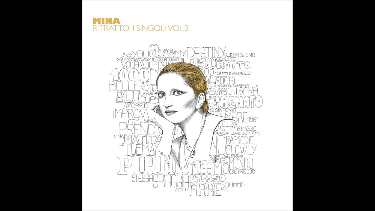 Mina - You are my destiny (15 - CD3)