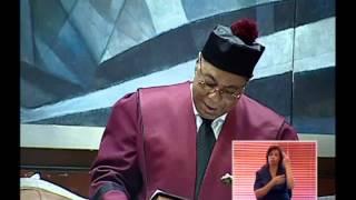 Audiencia Solemne 2do Aniversario del Tribunal Constitucional dominicano (VERSIÓN COMPLETA) 2017 Video