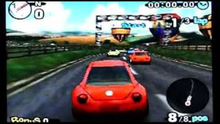 Beetle Adventure Racing on Nintendo 64. Gameplay & Commentary