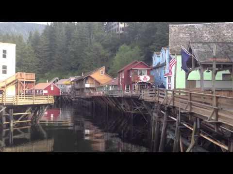 My Day In Ketchikan Alaska