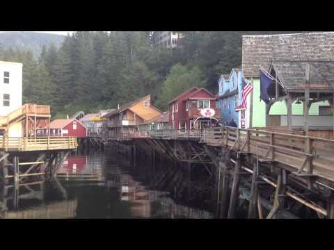 My Day In Ketchikan Alaska