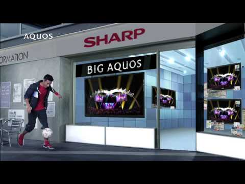 Sharp Big Aquos30 sec   Broadband