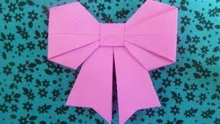 Laço - Origami