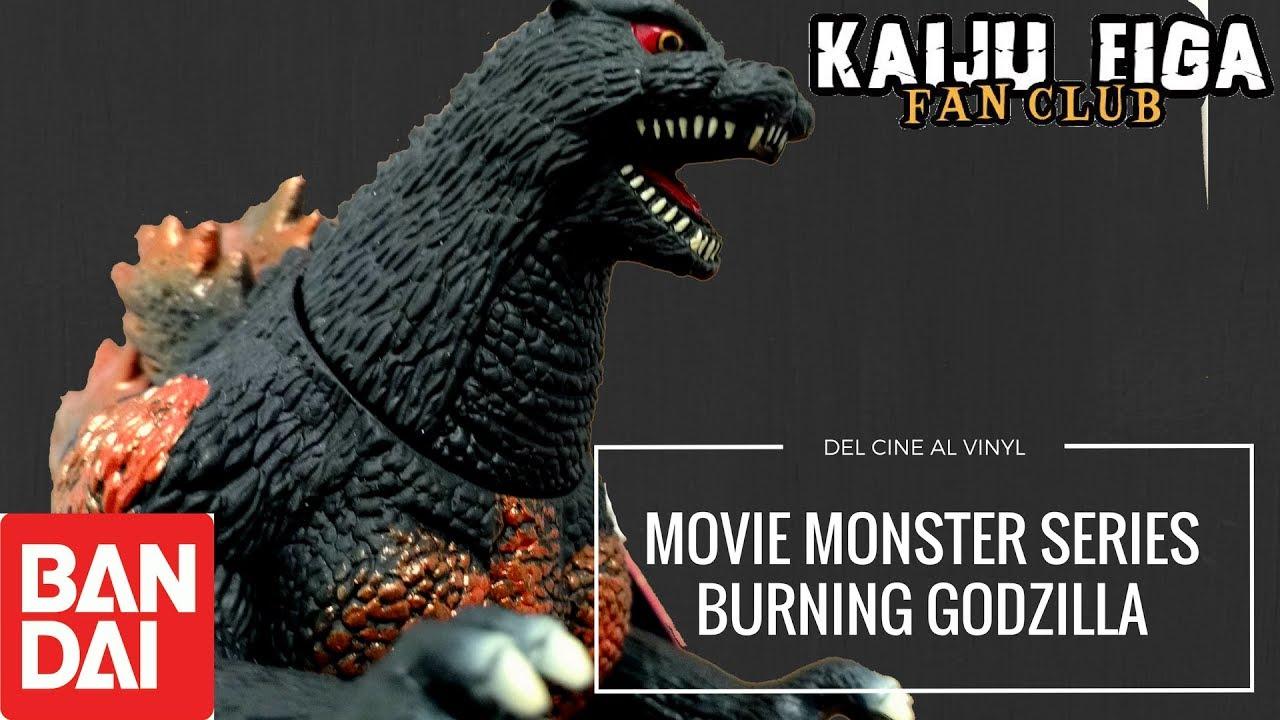 Monster Burning Series