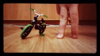 Трюки на фингер BMX Part1