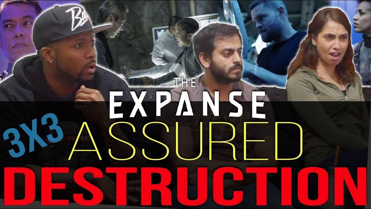 Download The Expanse - 3x3 Assured Destruction - Group Reaction