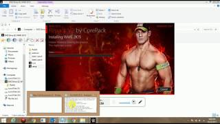 Download and install WWE 2k15 (highly compressed) for pc