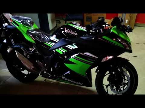 Kawasaki Ninja 300 2017 India