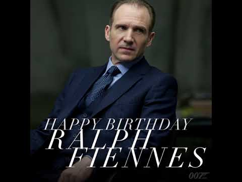 Happy Birthday Ralph Fiennes