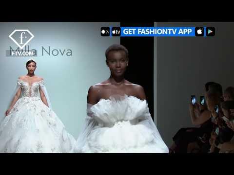 Milla Nova | Royal Collection | Barcelona 2019 | SS19/20 | FashionTV |FTV