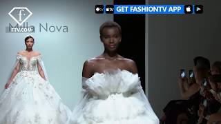 Milla Nova | Royal Collection | Barcelona 2019 | SS19/20 | FashionTV |FTV