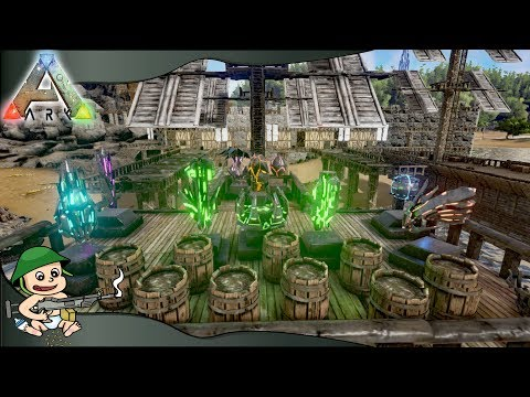 Ark The Island Artefact Massive