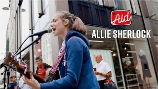 Baixar Sweet Dreams by Beyonce live from Grafton Street - Allie Sherlock Cover