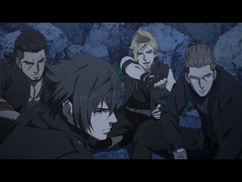 Brotherhood Final Fantasy XV - All Episodio (1-5) Sub Español en HD